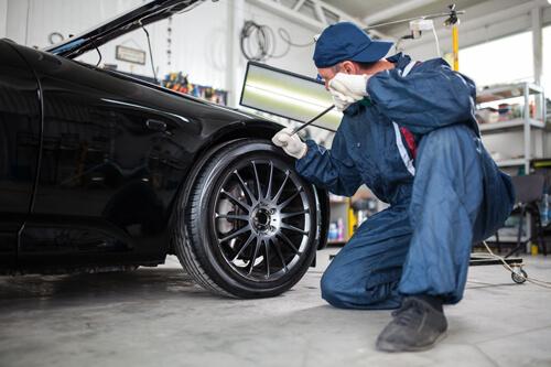 Murray Utah Mobile Paintless Dent Repair